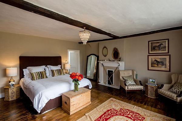 Chafford Park Estate Manor House Master Bedroom