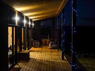 Night lights at Beresford Heights