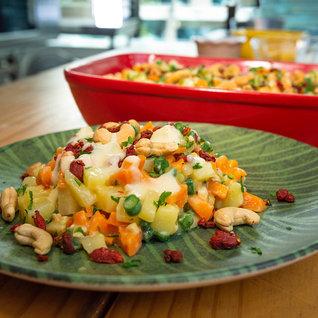 Salada De Maionese Saudável