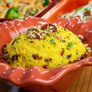 Salada Cuscuz Marroquino Crocante