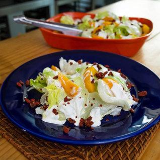 Salada Americana Agridoce
