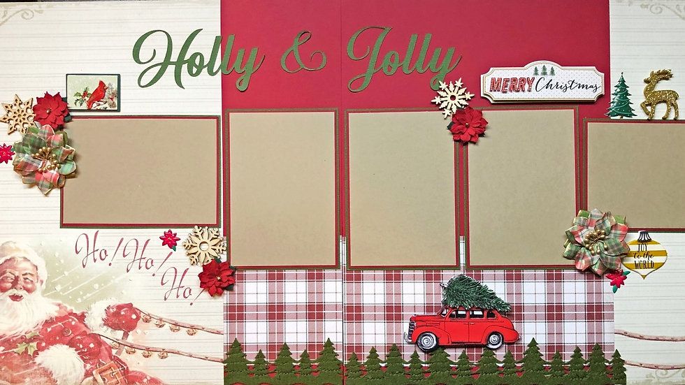 Holly & Jolly