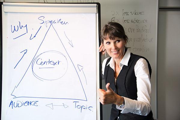 Cécile Bastien Remy - Corporate PResentation Bootcamp Trainer
