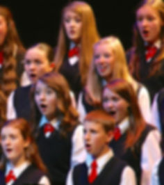 Young Artists sing with all their hearts during Children's Chorus competition in Seattle, Washington where they won First Place Gold Award, Adjudicator's Gold Award, Sweepstakes Award, and the Highest Score in the Festival Award.