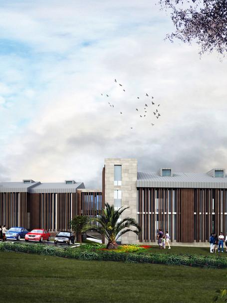 Odayeri Otel Projesi