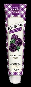 Marmetube Brombeere - 220g