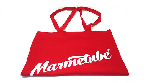 Marmetube-Baumwolltasche