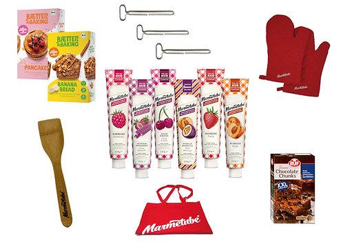 Marmetube Baking-Box