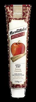 Marmetube Apfel Zimt - 220g