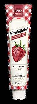 Marmetube Erdbeere - 220g