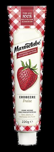 Marmetube Erdbeere Tube