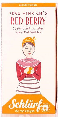 Frau Hinrich's Red Berry Tee - 45g