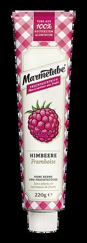Marmetube Himbeere Tube