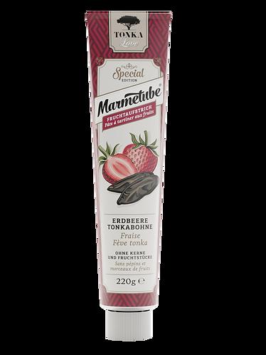 Marmetube Erdbeere Tonkabohne - 220g