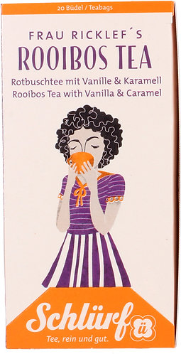 Frau Ricklef's Rooibos Tee - 40g