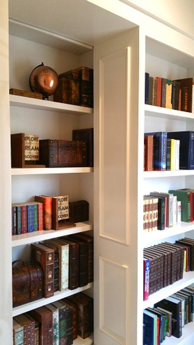 Harry Potter Inspired Bedroom
