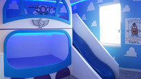 buzz light year bedroom