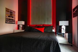 Custom Designed Bedroom 1