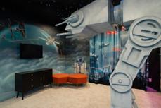 Star Wars Walker Themed Bedroom