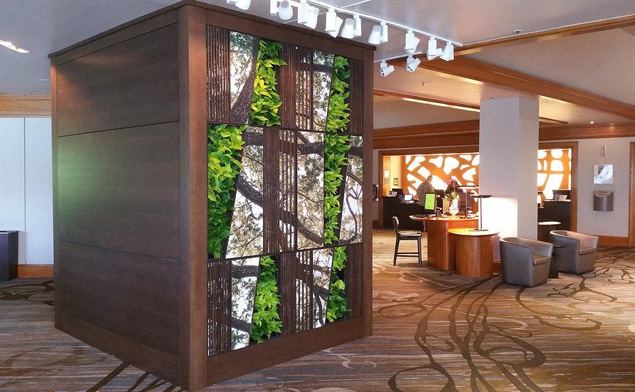 Westin Lobby ECO Wall