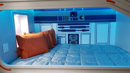 star wars bedroom