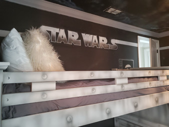 Star Wars Inspired Bunk Bed