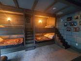 Harry Potter Quad beds