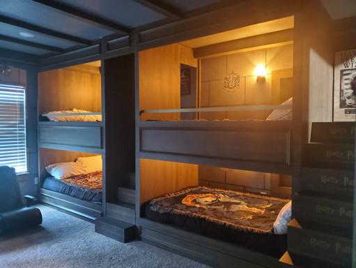 Harry Potter Bunk Beds