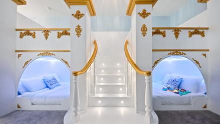 Princess Themed Room