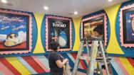 Children's Movie Theater Themed Room