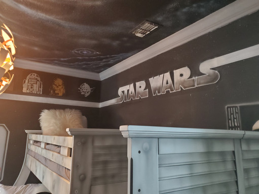 Star Wars Bunk Beds