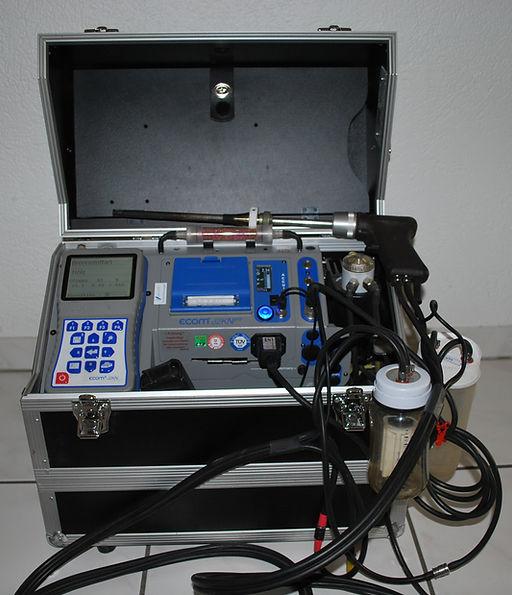 CO-Messgerät