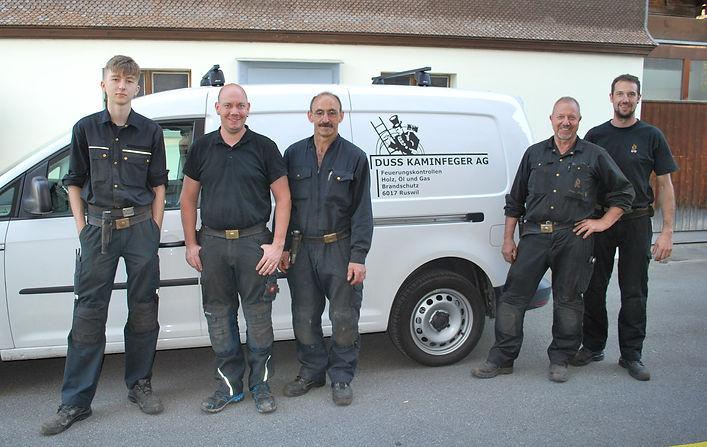 Team Duss Kaminfeger AG
