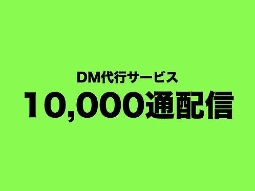 DM配信代行サービス(2回/月)