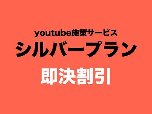 youtubeシルバープラン(即決割引)