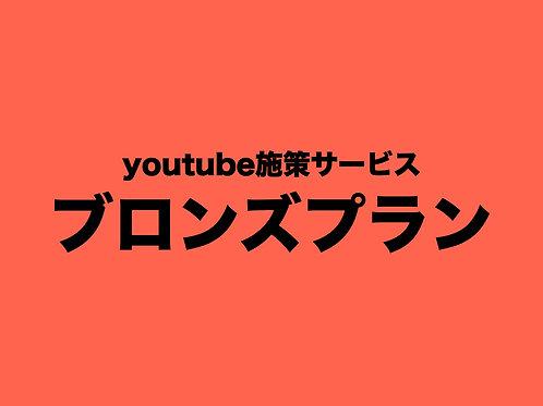youtubeブロンズプラン