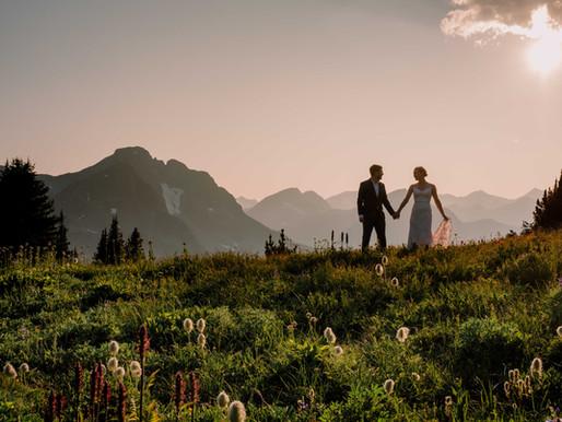Sarah & Pete's Epic Mountain Wedding at Whitecap Alpine Resort