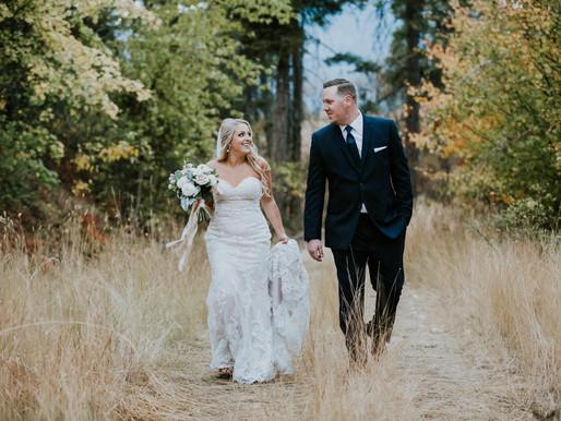 Kory & Scott's Predator Ridge Wedding