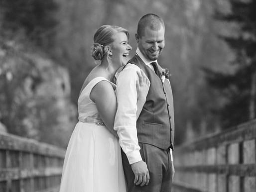 Kevin & Diana's Okanagan Wedding Portraits