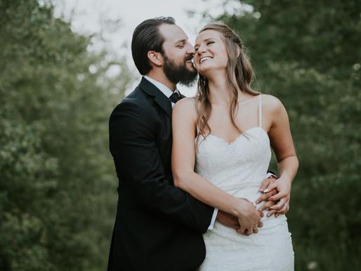 Duncan & Dawn's Merritt Wedding