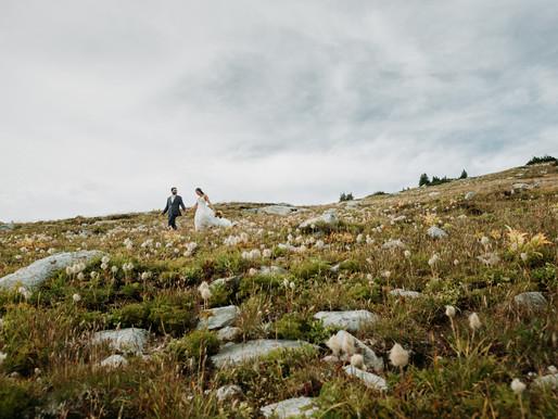 Kelsey & Stan's Fall Big White Wedding