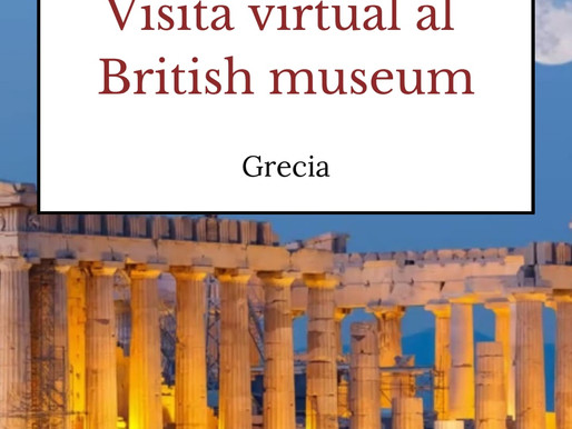 Visita virtual al British Museum - Antiga Grècia