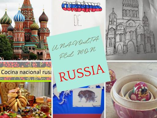 Una Volta pel Món: Rússia