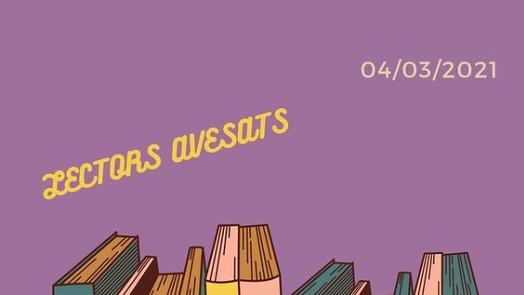 Trobada del Club de Lectura - Març 2021 (grup lectors avesats)