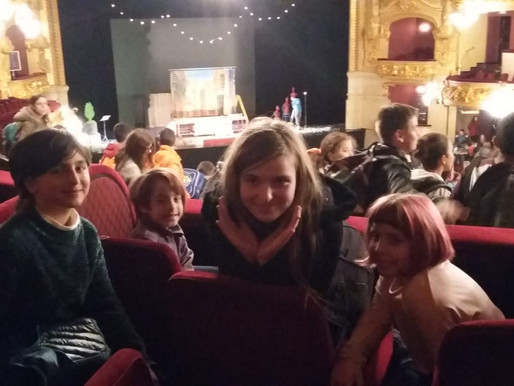 """Allegro Vivace"" al Gran Teatre del Liceu"