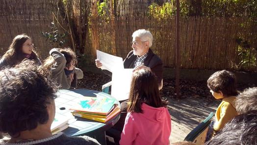 """Grup de Lectura Picanyol i """"Ot el Bruixot"""""""