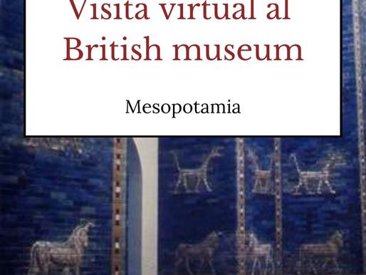 Visita virtual al British Museum - Mesopotàmia