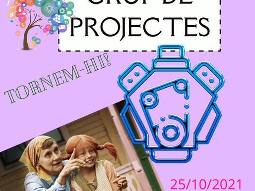 Trobada del Grup de Projectes - Octubre 2021