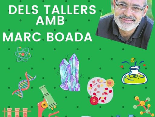 Fi de curs dels tallers científics amb Marc Boada