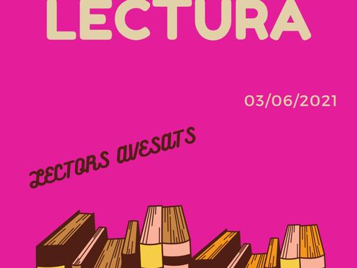 Trobada del Club de Lectura - Juny 2021 (grup lectors avesats)